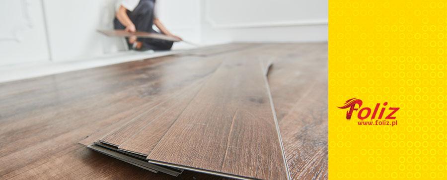 Montaż folii grzewczych na podczerwień pod panelami podłogowymi
